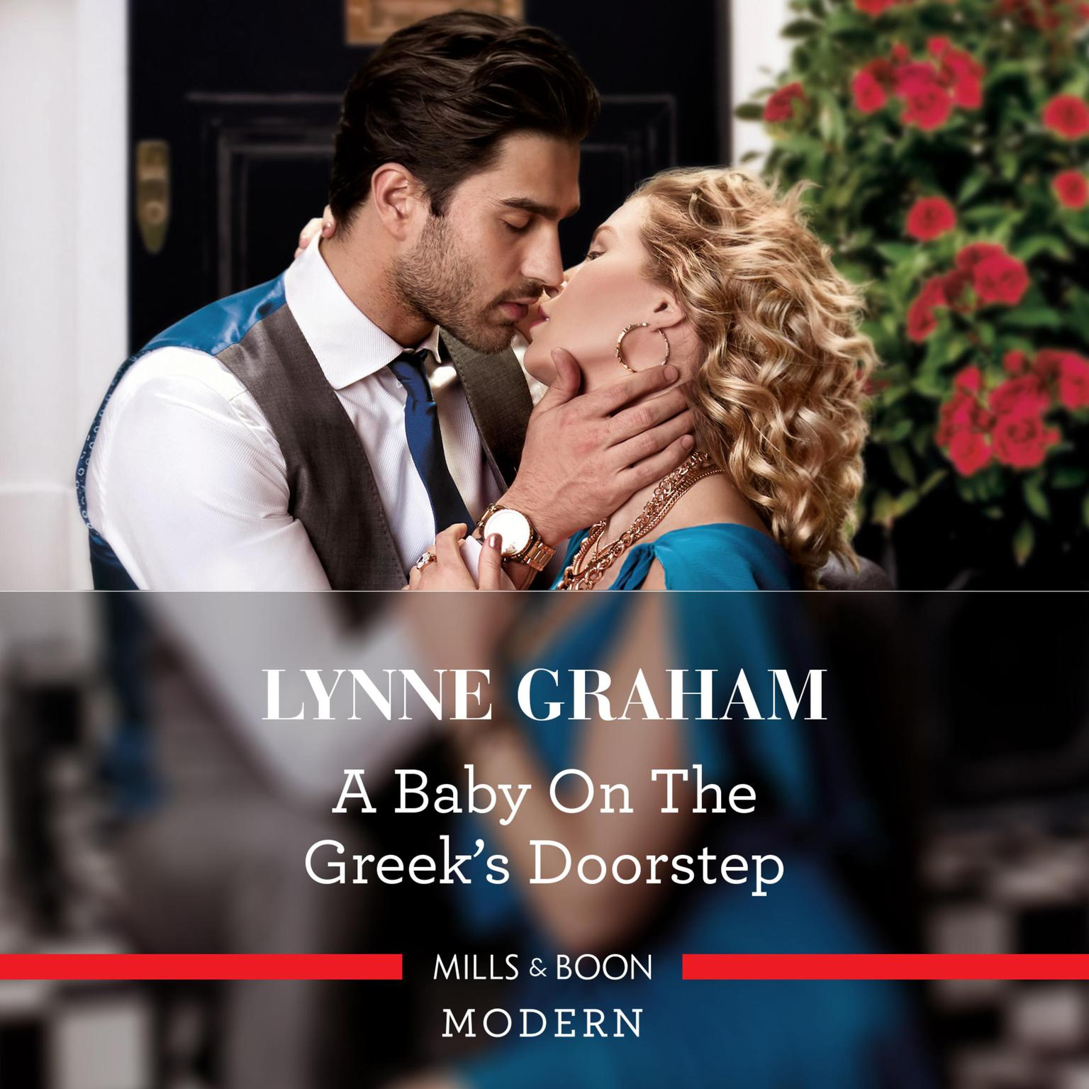 A Baby on the Greeks Doorstep Audiobook, by Lynne Graham