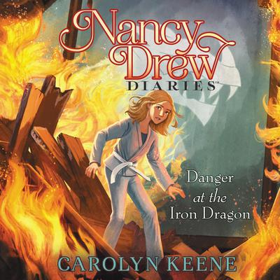 Danger at the Iron Dragon Audiobook, by