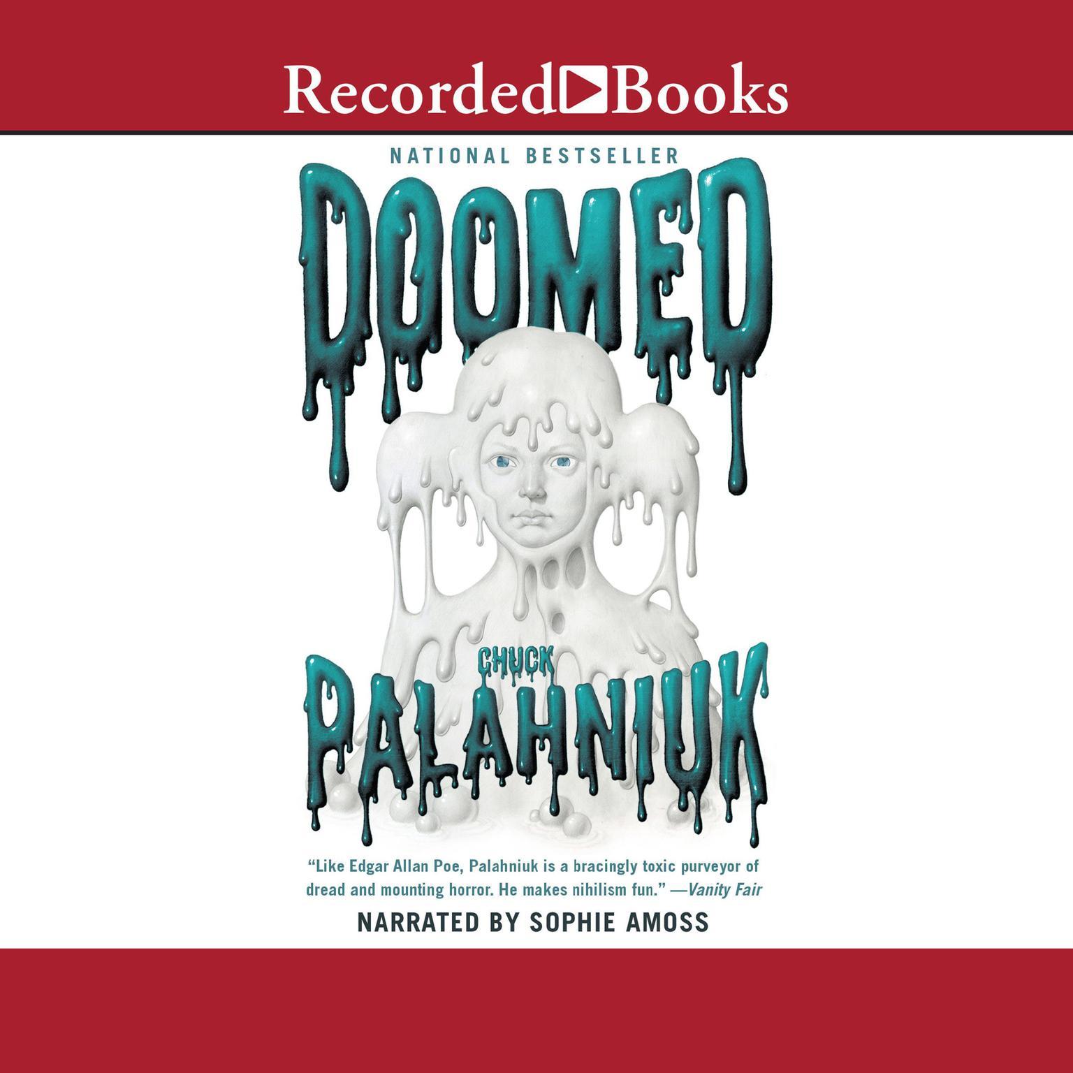 Doomed Audiobook, by Chuck Palahniuk