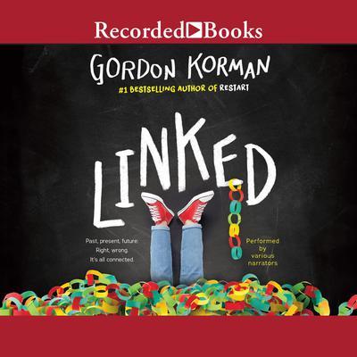 Linked Audiobook, by Gordon Korman