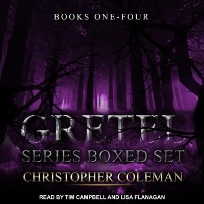 Gretel Series Boxed Set: Books 1-4 Audiobook, by