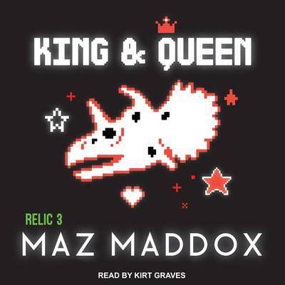 King & Queen Audiobook, by Maz Maddox