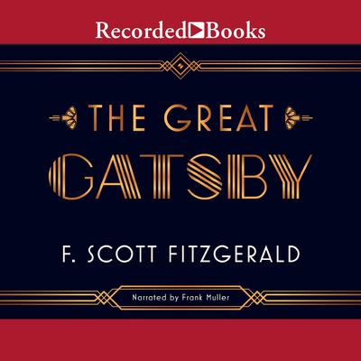 The Great Gatsby Audiobook, by