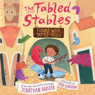 Trouble with Tattle-Tails Audiobook, by Jonathan Auxier