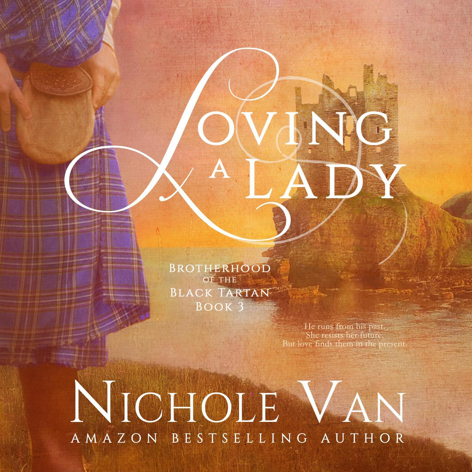 Loving a Lady Audiobook, by Nichole Van