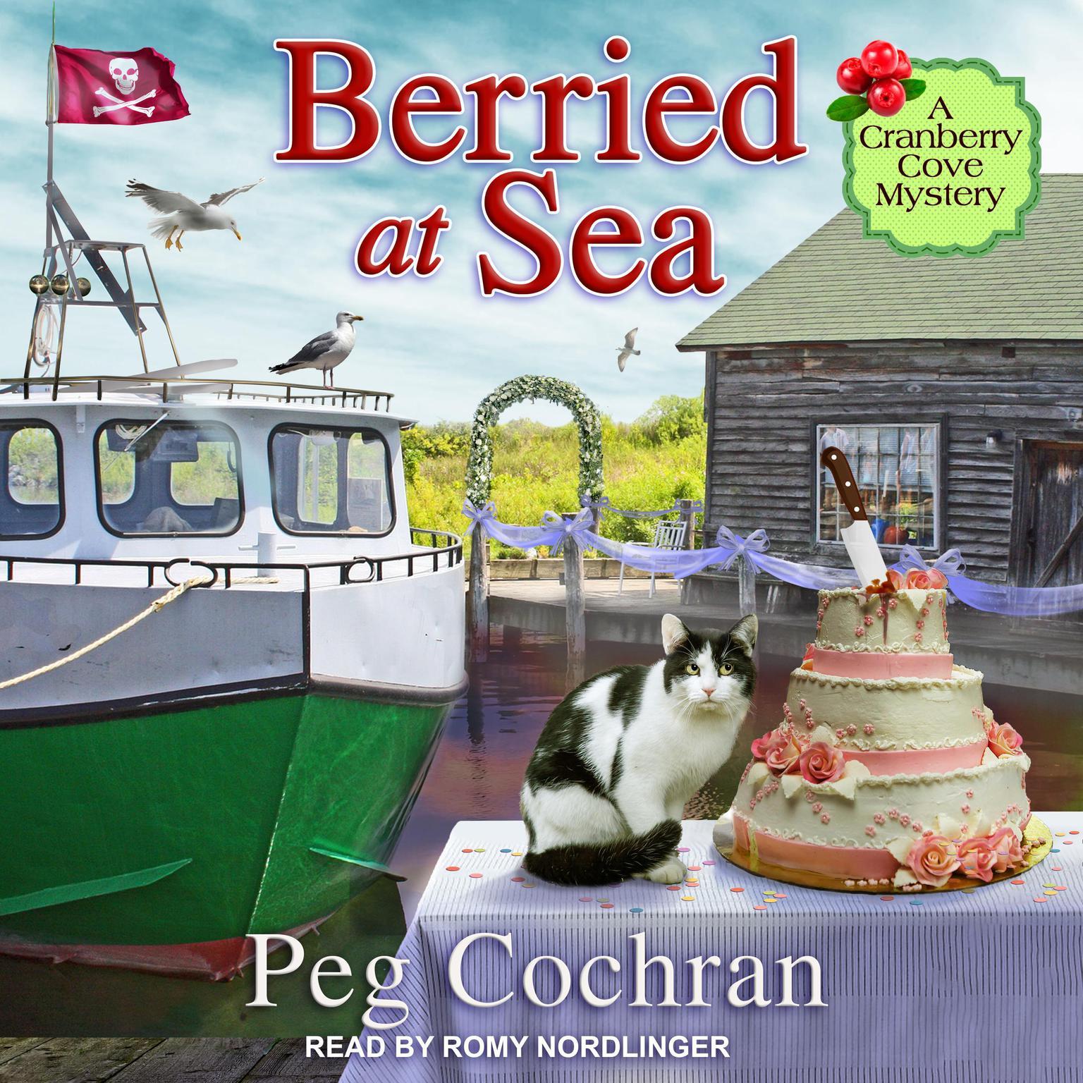 Berried at Sea Audiobook, by Peg Cochran