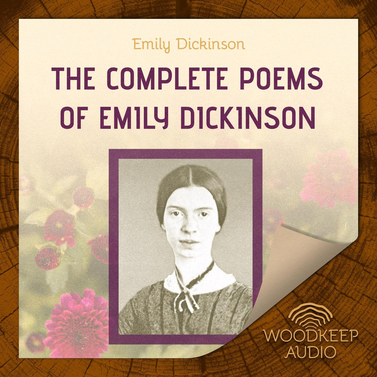 The Complete Poems of Emily Dickinson Audiobook, by Emily Dickinson
