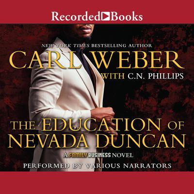 The Education of Nevada Duncan Audiobook, by