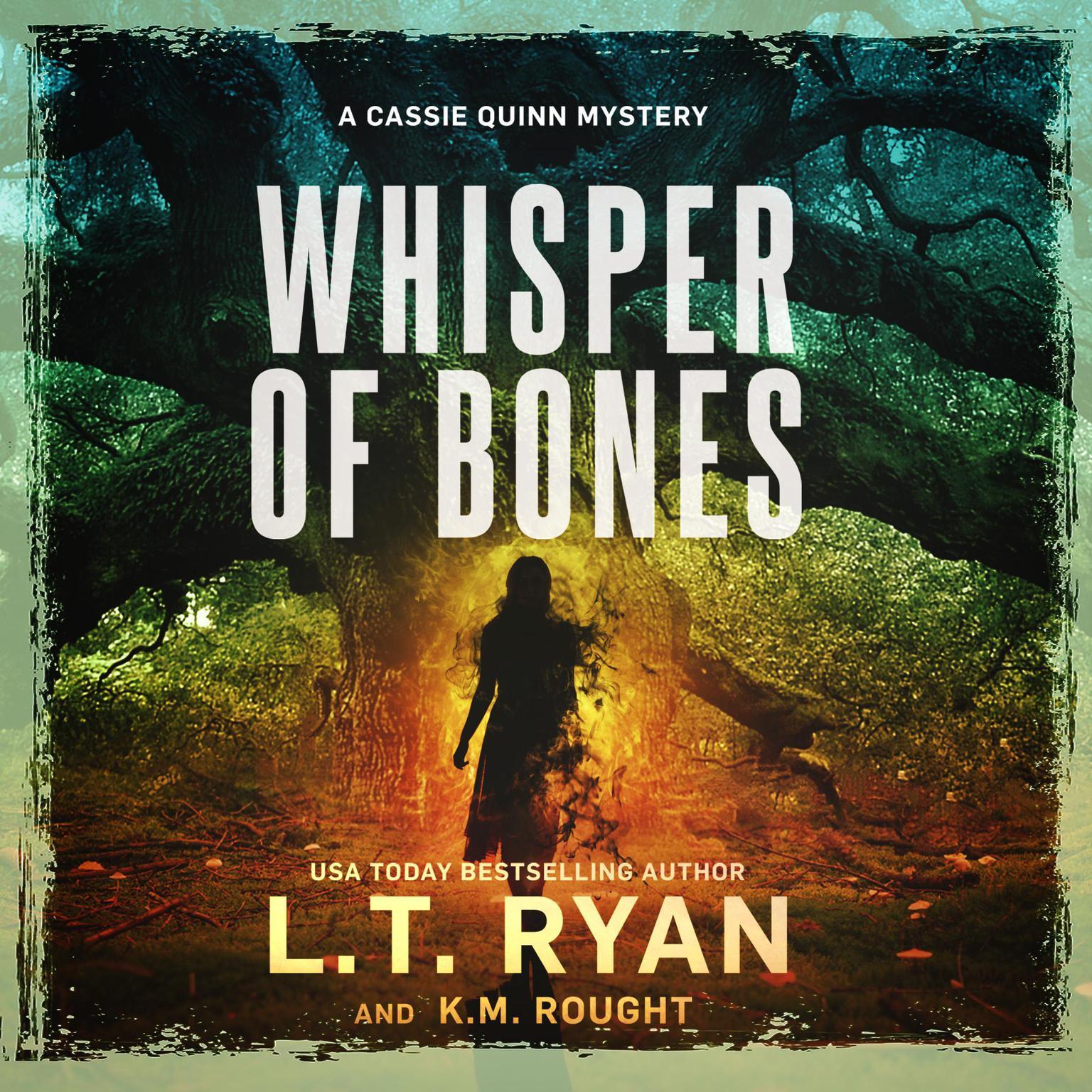 Whisper of Bones Audiobook, by K.M. Rought