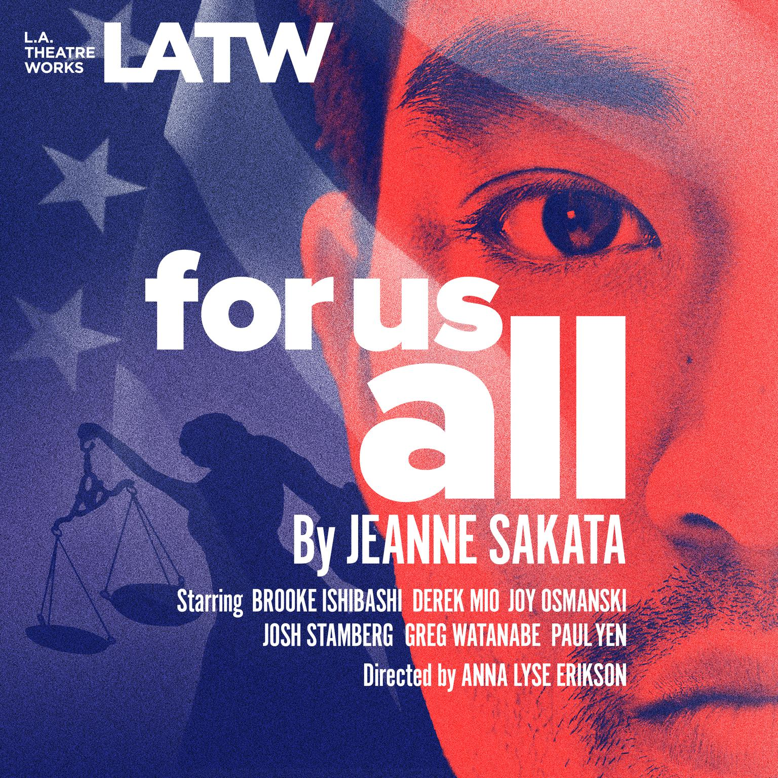 For Us All Audiobook, by Jeanne Sakata