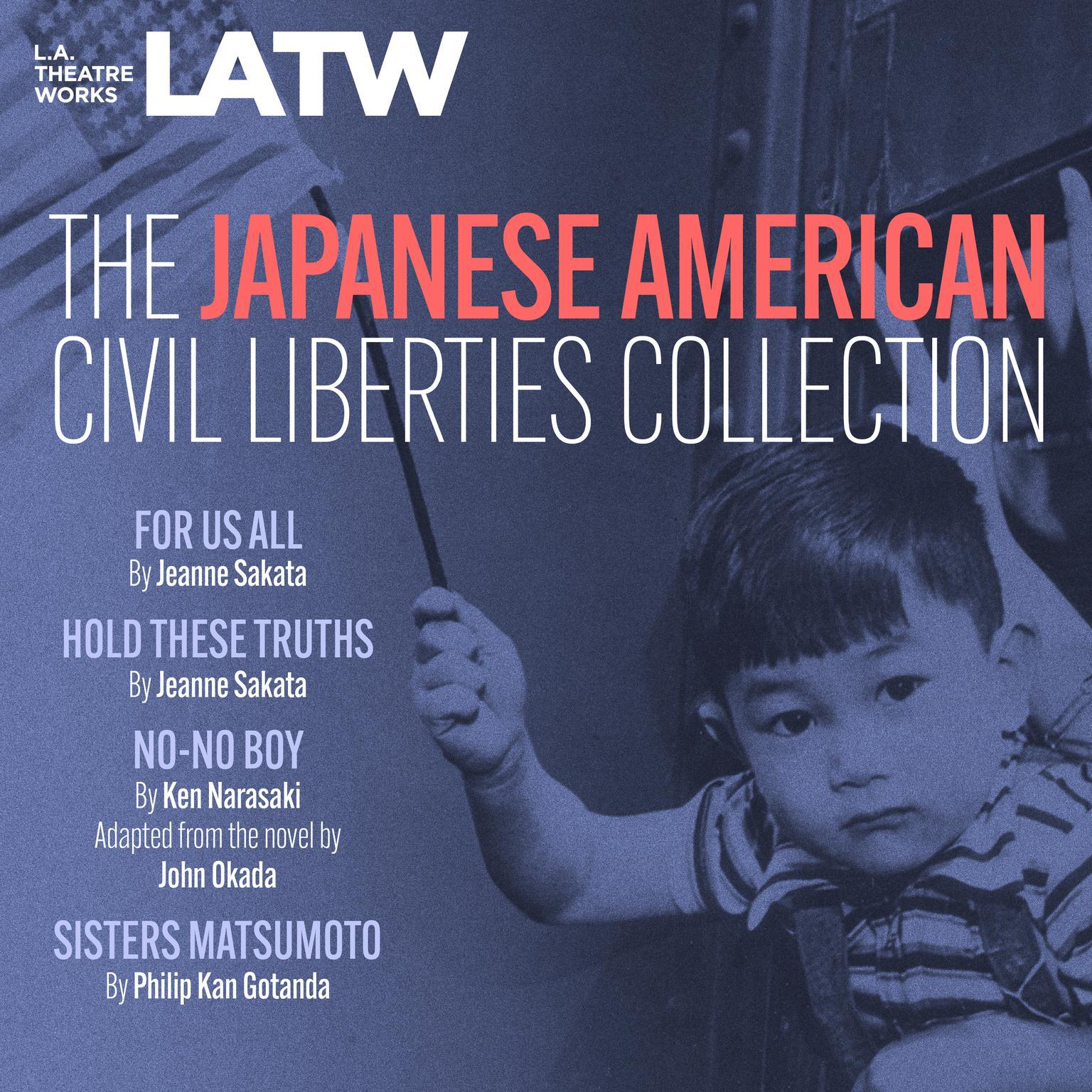 The Japanese American Civil Liberties Collection Audiobook, by Philip Kan Gotanda