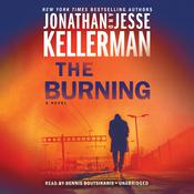 The Burning: A Novel Audiobook, by Jesse Kellerman