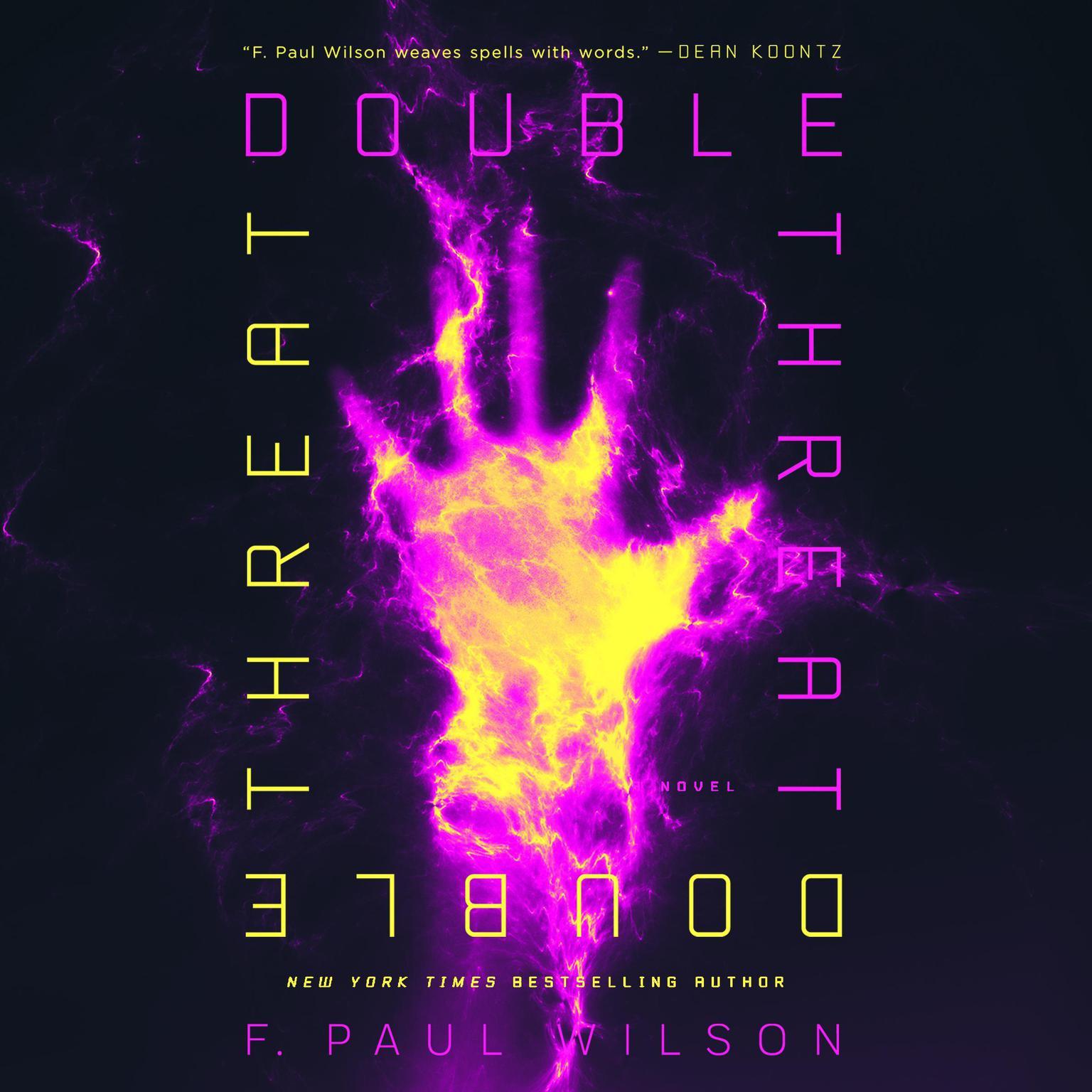 Double Threat Audiobook, by F. Paul Wilson