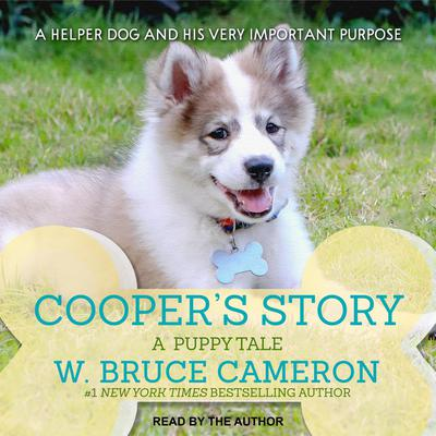 Cooper's Story: A Puppy Tale Audiobook, by