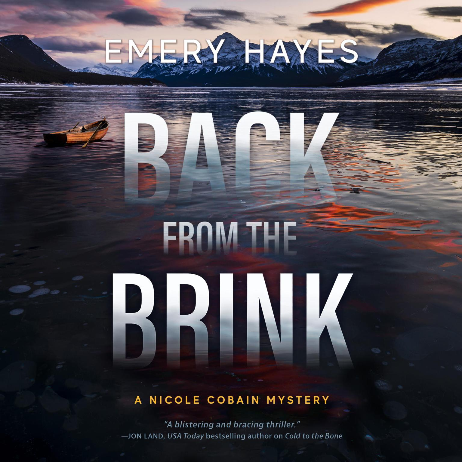 Back from the Brink Audiobook, by Emery Hayes