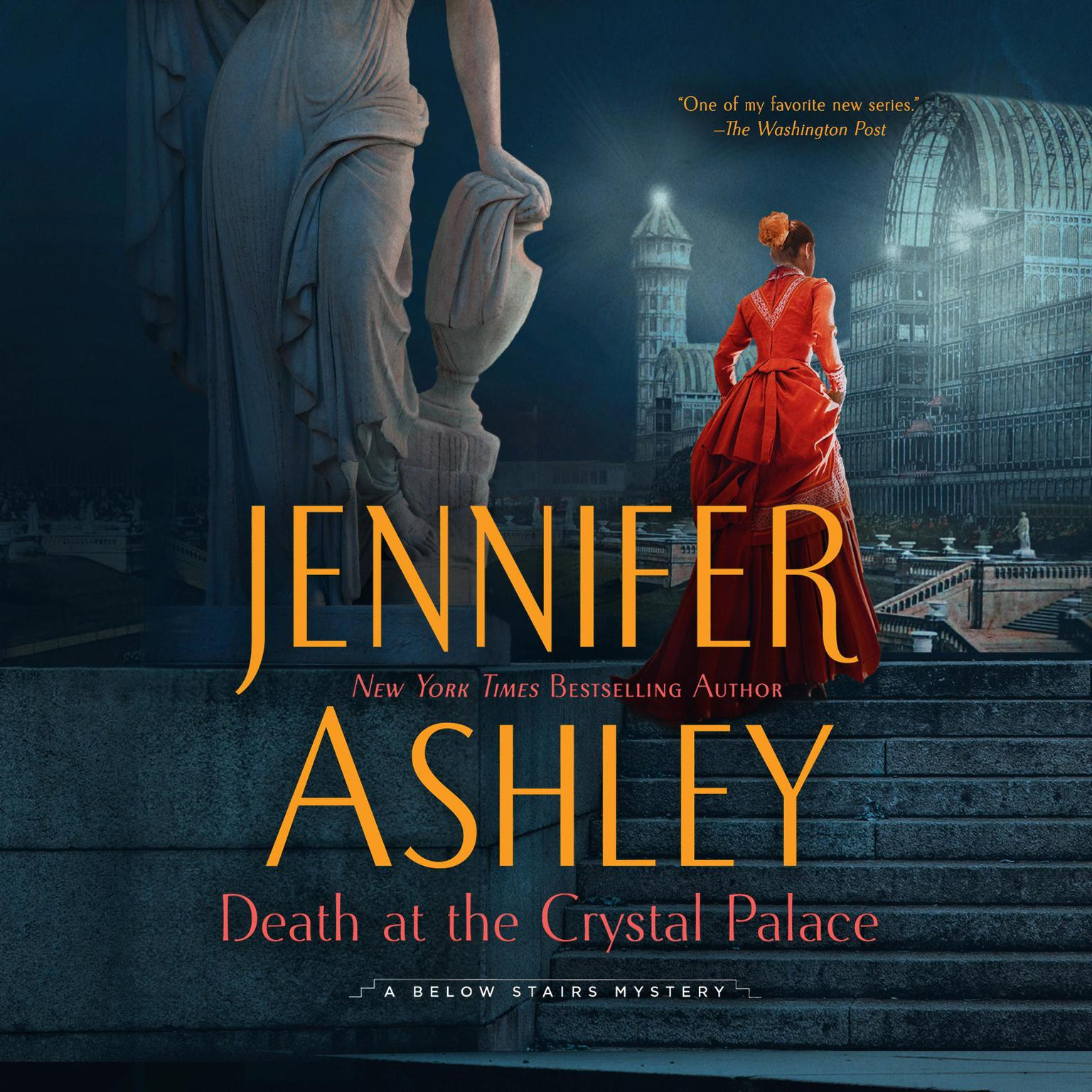 Death at the Crystal Palace Audiobook, by Jennifer Ashley