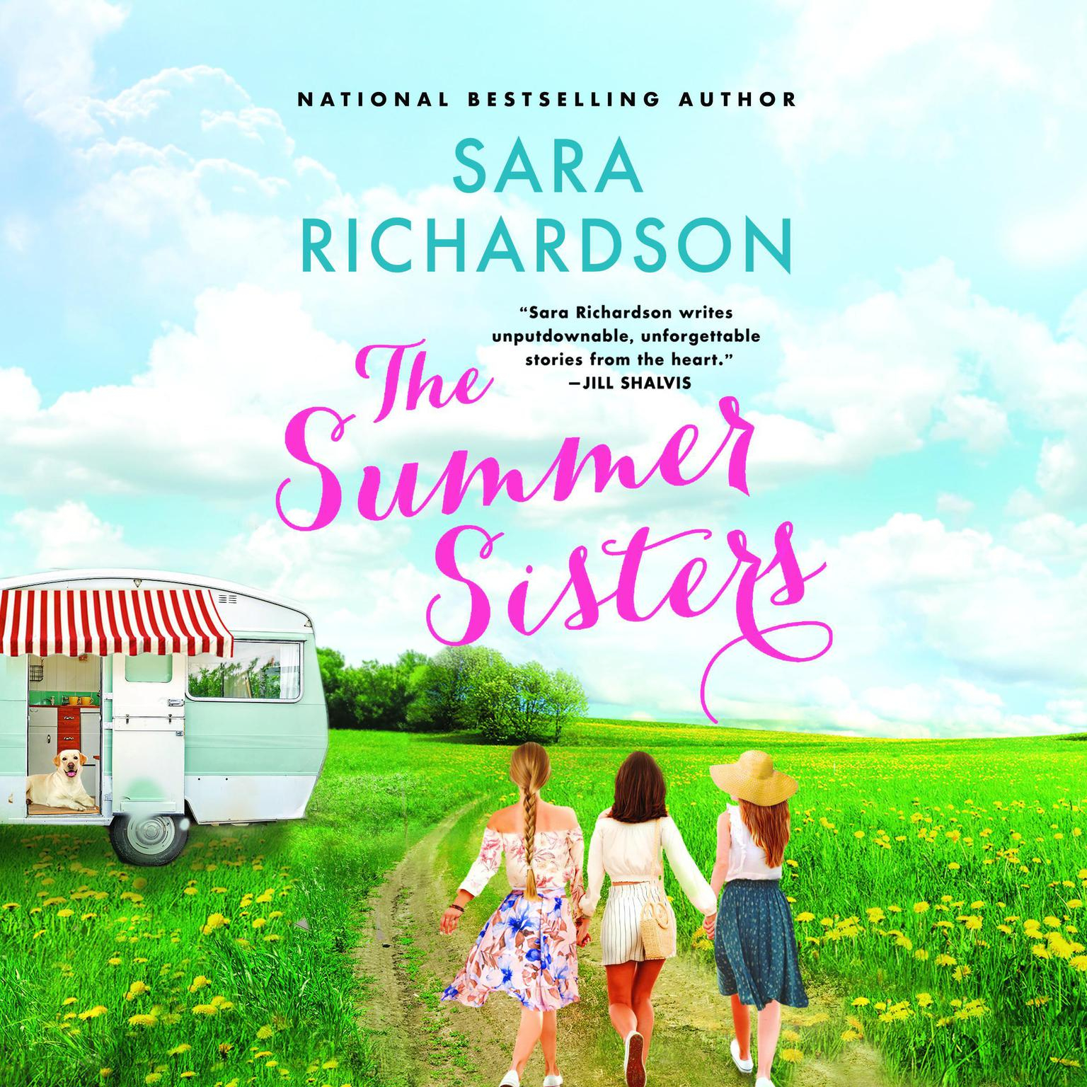 The Summer Sisters Audiobook, by Sara Richardson