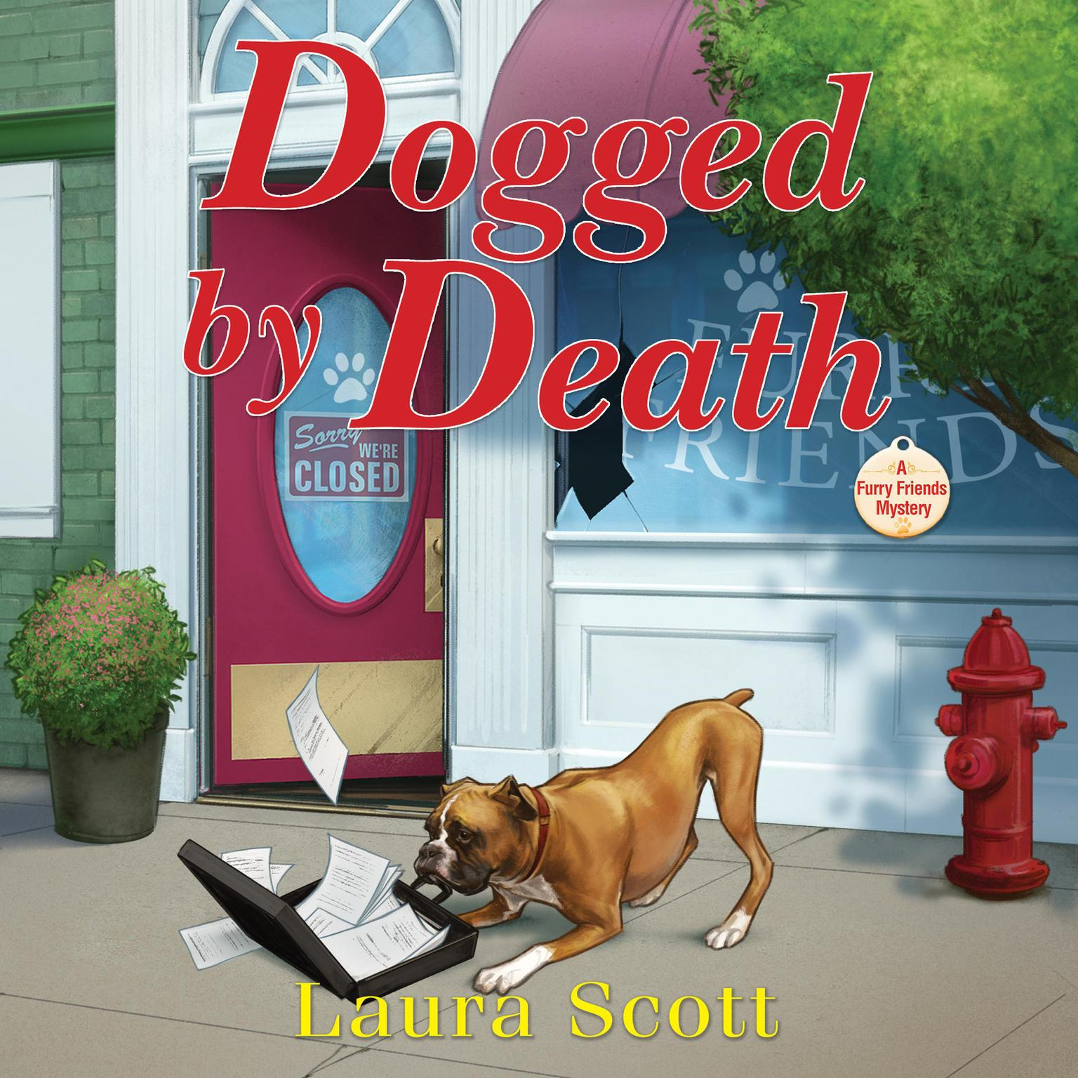 Dogged by Death Audiobook, by Laura Scott