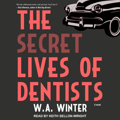 The Secret Lives of Dentists Audiobook, by