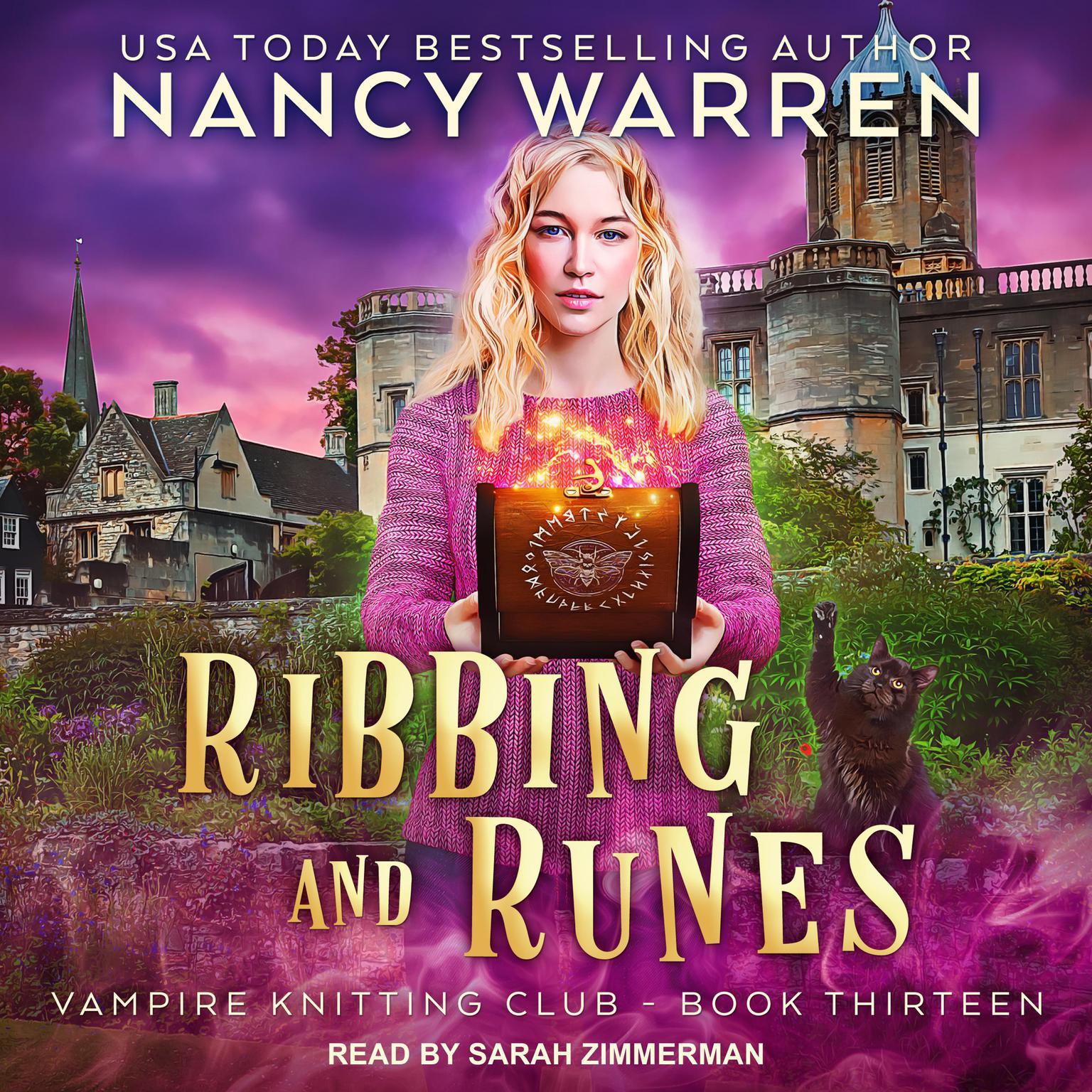 Ribbing and Runes Audiobook, by Nancy Warren