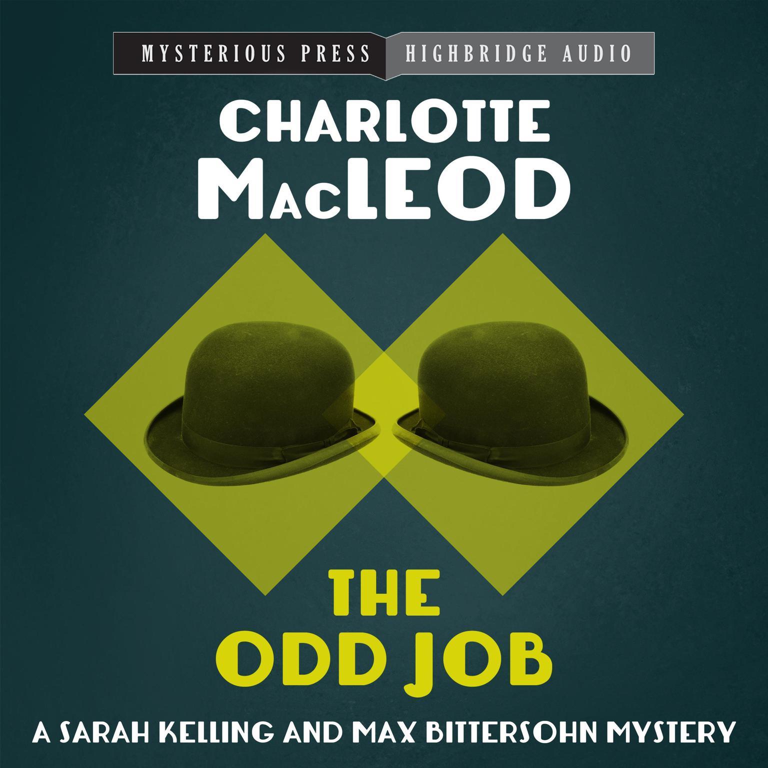 The Odd Job Audiobook, by Charlotte MacLeod
