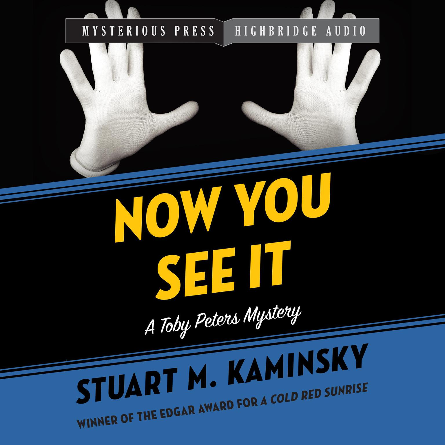 Now You See It Audiobook, by Stuart M. Kaminsky