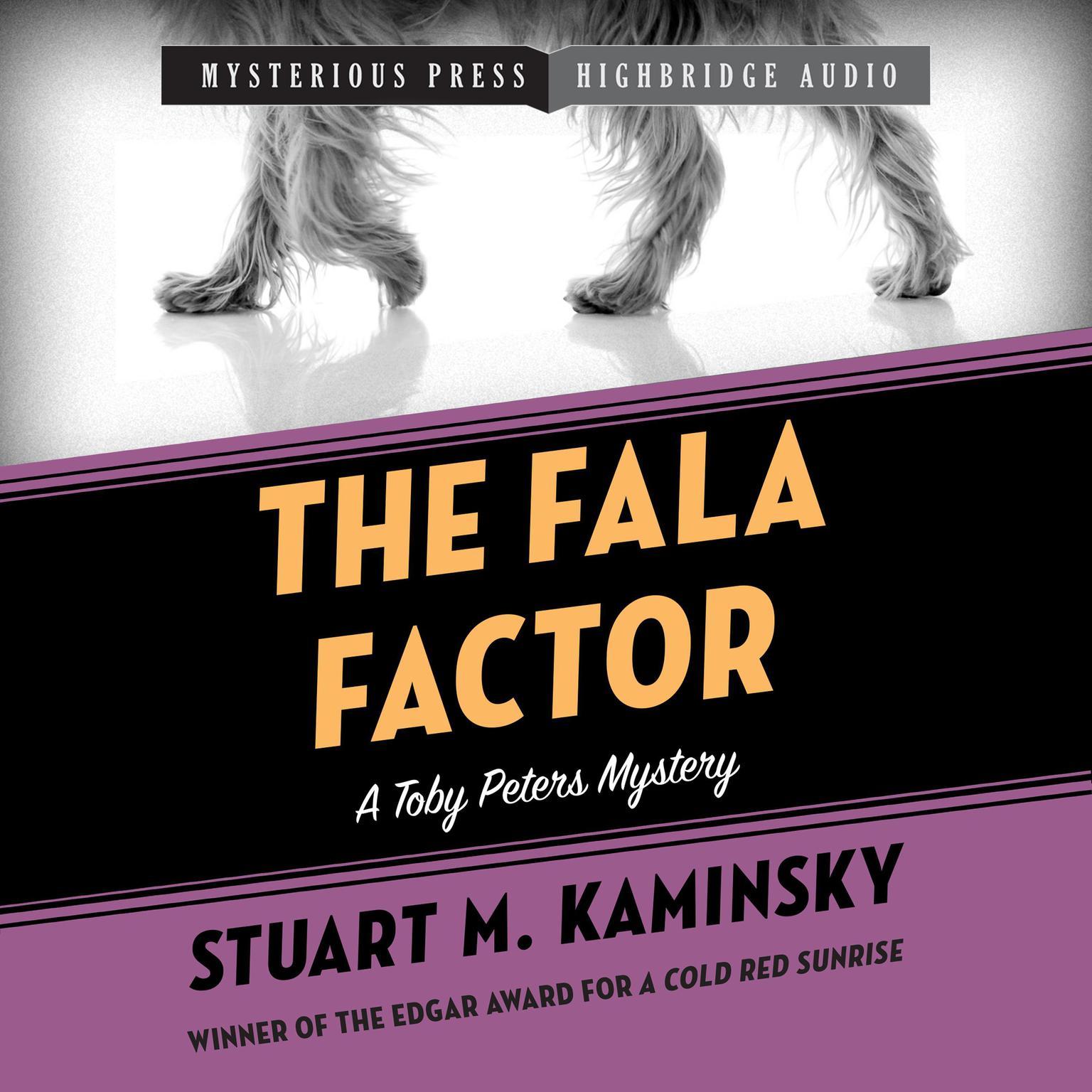 The Fala Factor Audiobook, by Stuart M. Kaminsky