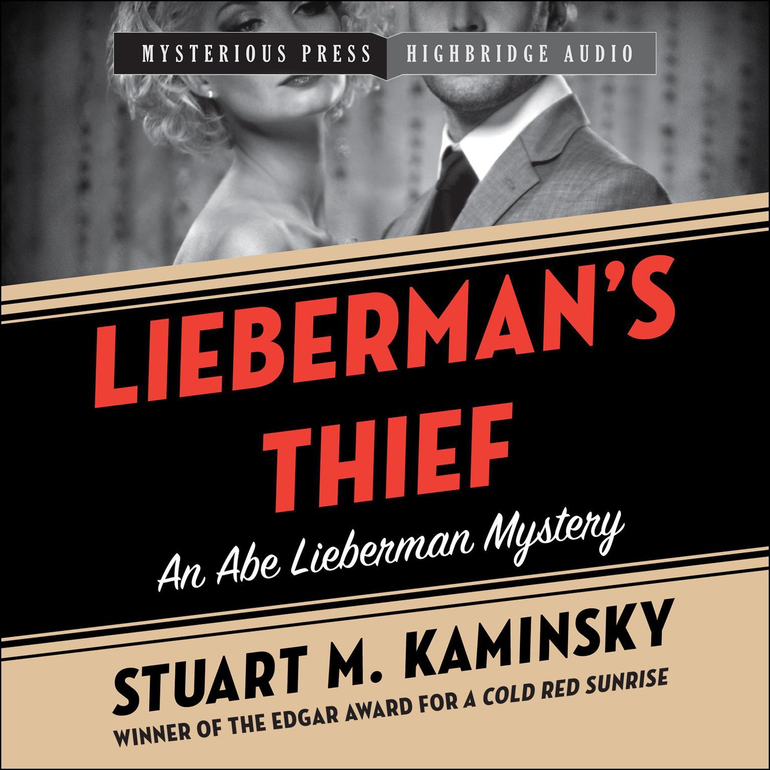 Liebermans Thief Audiobook, by Stuart M. Kaminsky
