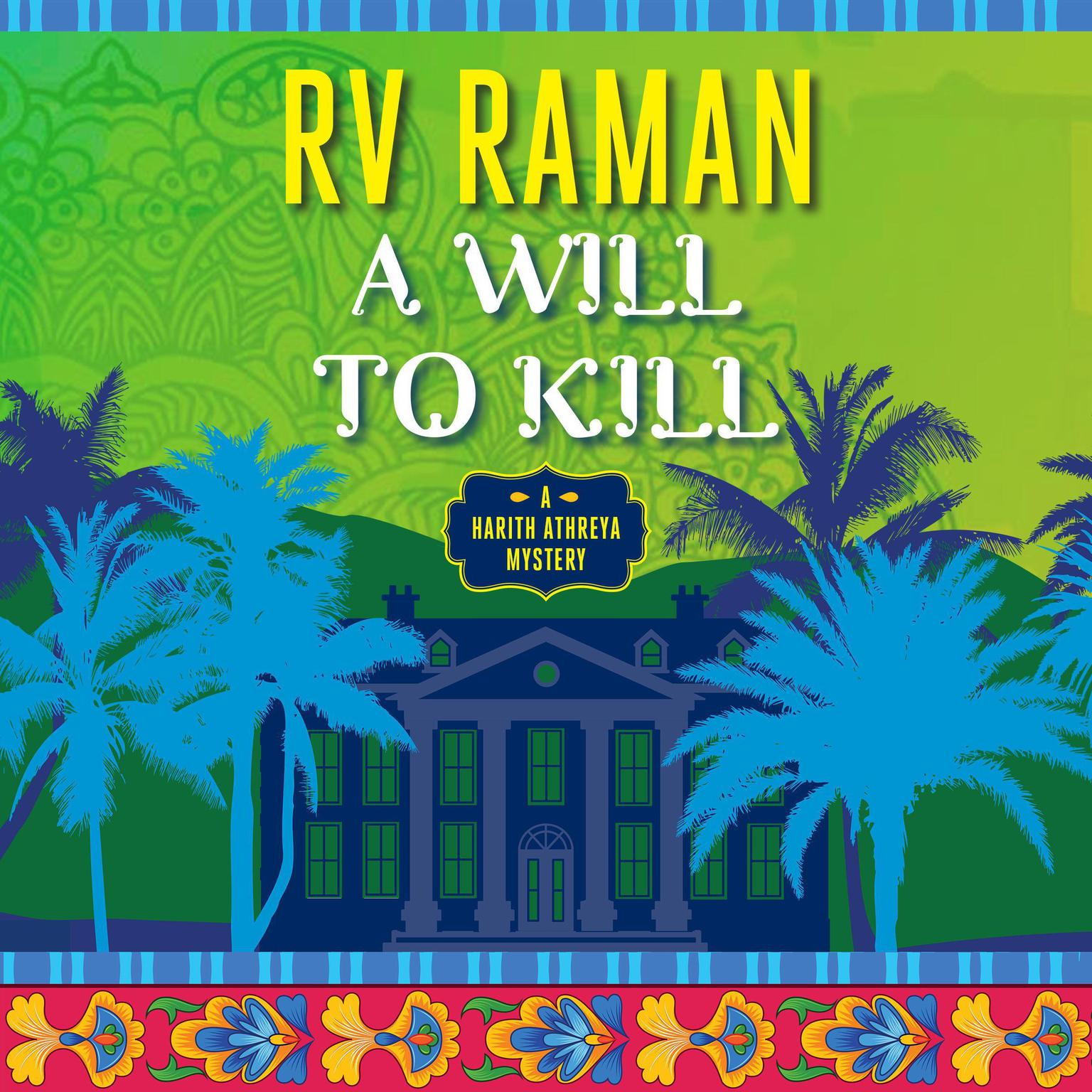A Will to Kill Audiobook, by RV Raman