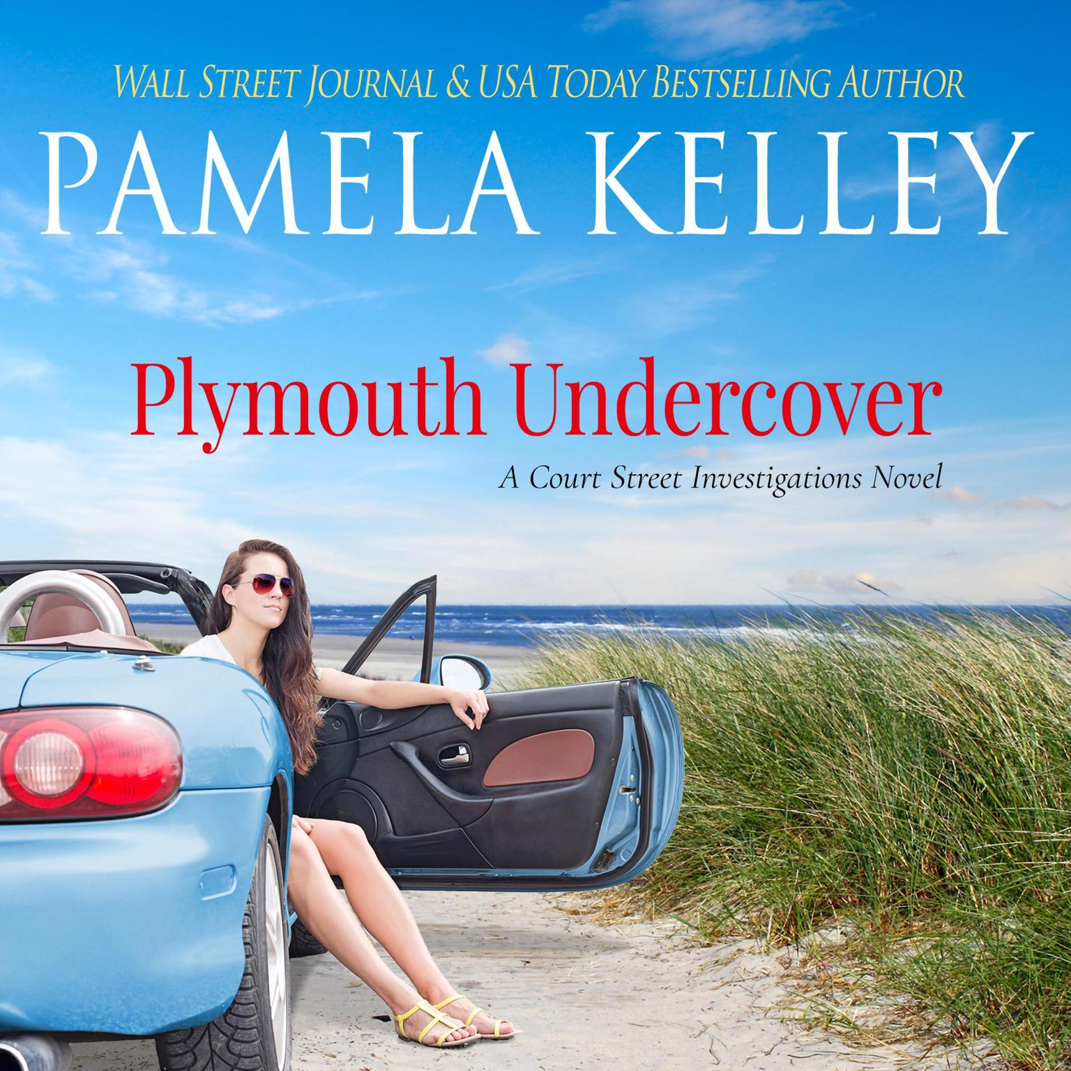 Plymouth Undercover Audiobook, by Pamela M. Kelley
