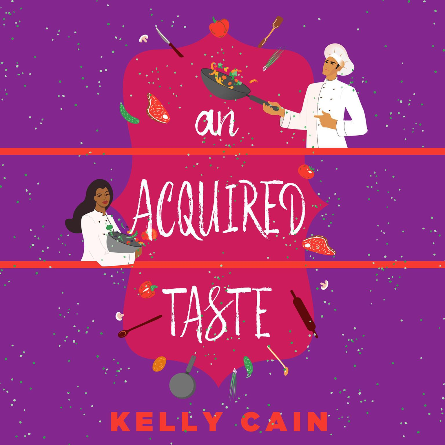 An Acquired Taste Audiobook, by Kelly Cain