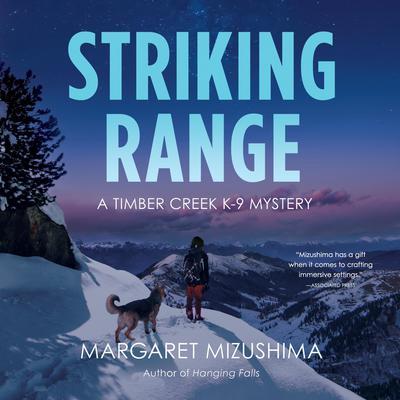 Striking Range Audiobook, by