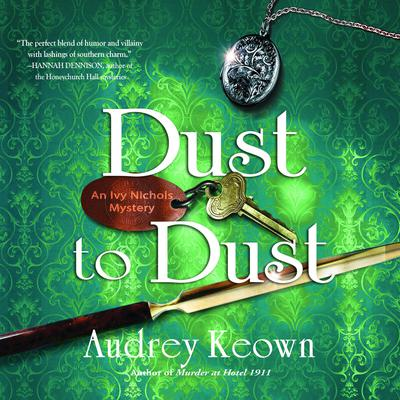 Dust to Dust Audiobook, by Audrey Keown