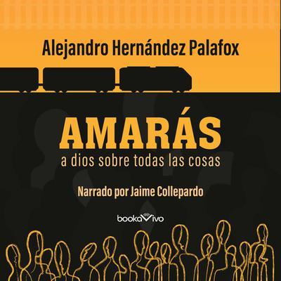 Amarás a dios sobre todas las cosas (Loving God Above All Things) Audiobook, by Alejandro Hernández Palafox