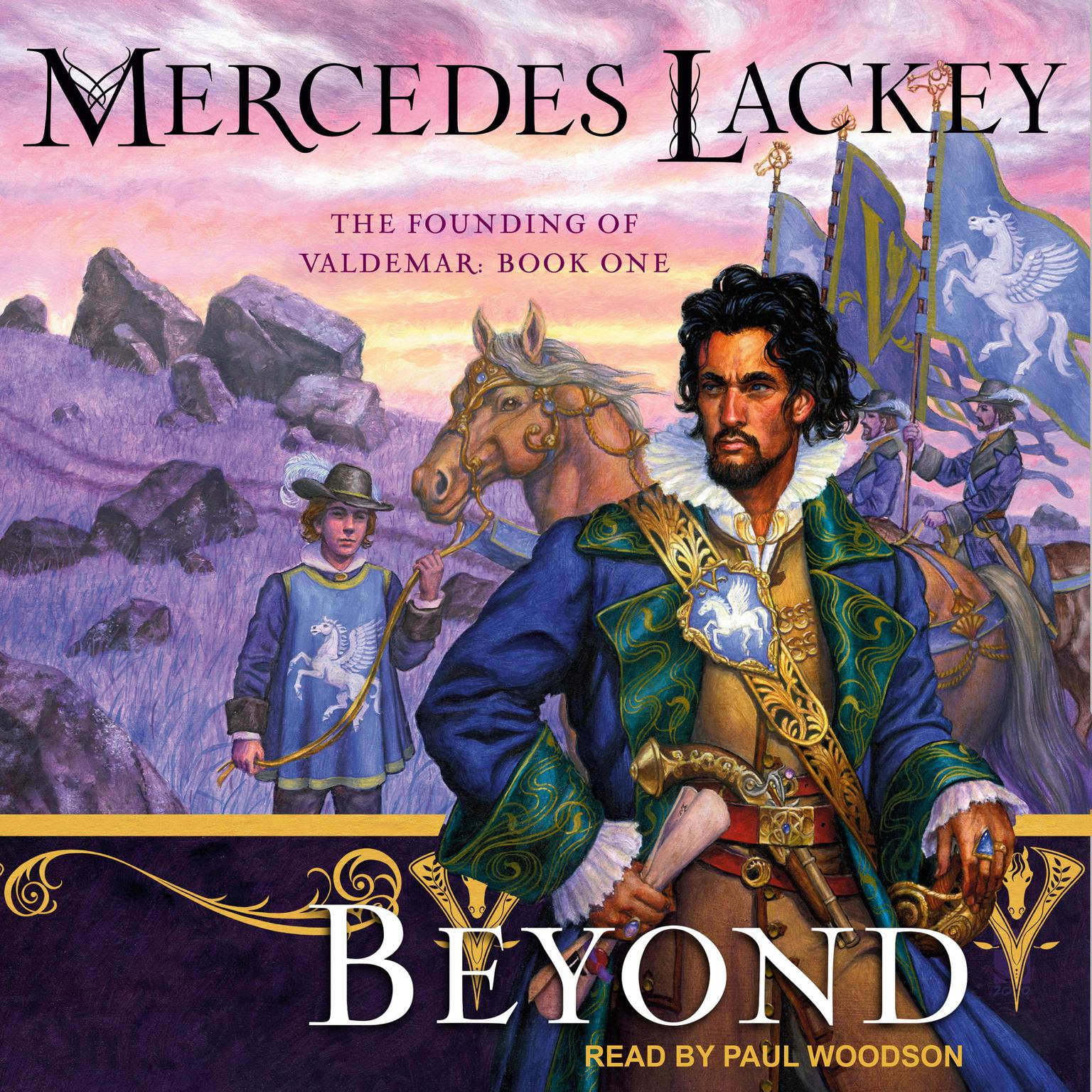 Beyond Audiobook, by Mercedes Lackey