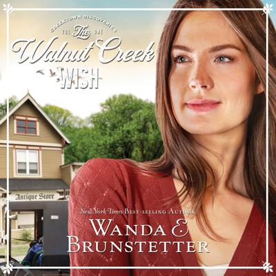 The Walnut Creek Wish Audiobook, by Wanda E. Brunstetter