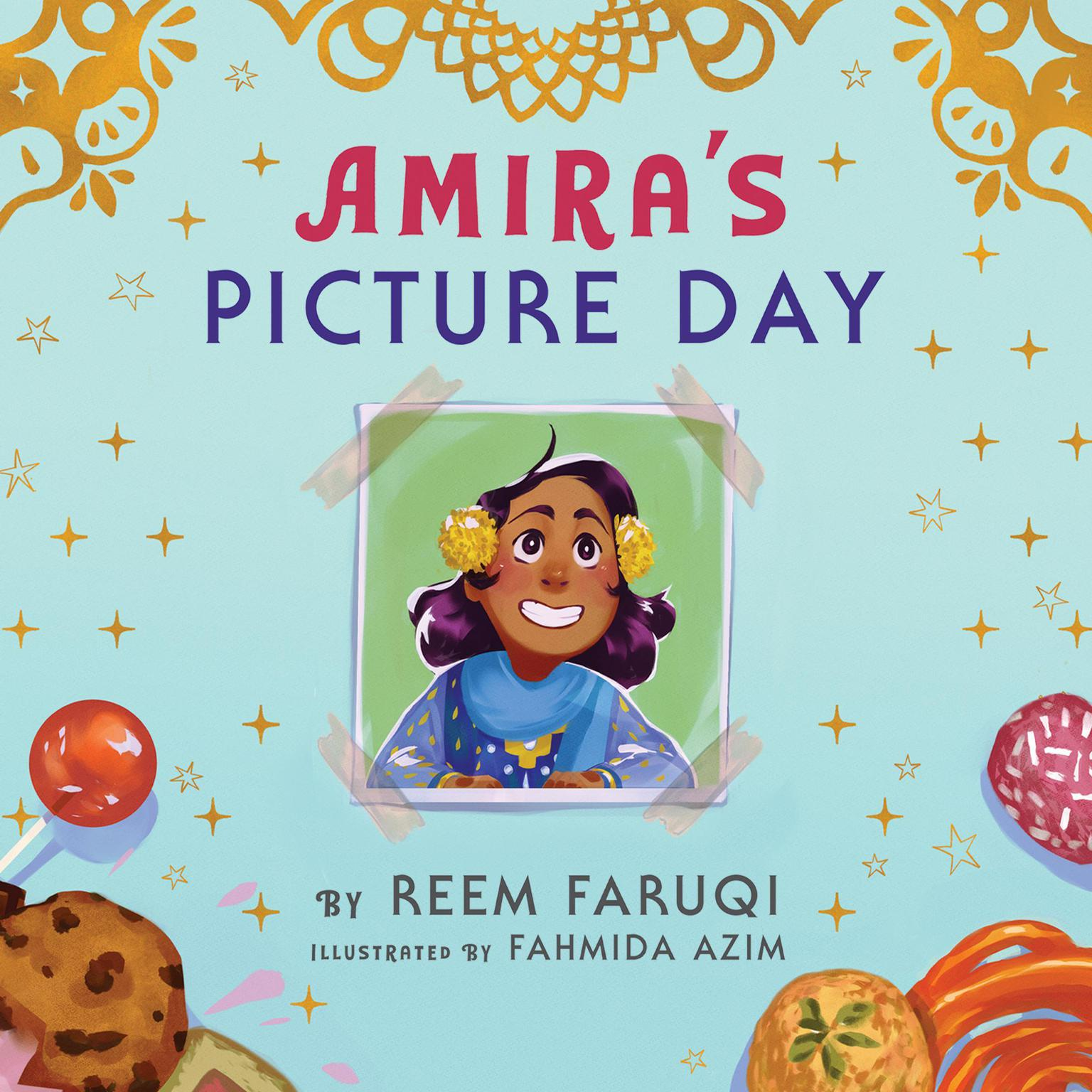 Amiras Picture Day Audiobook, by Reem Faruqi