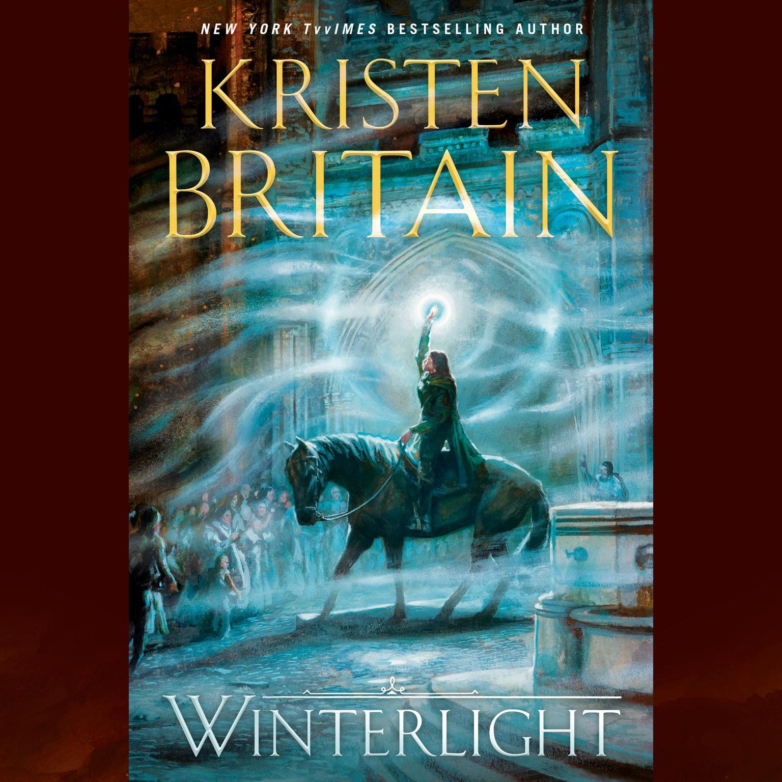 Winterlight Audiobook, by Kristen Britain