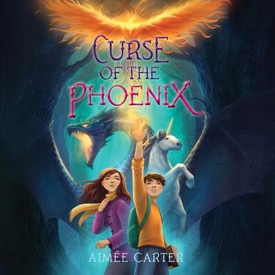 Curse of the Phoenix Audiobook, by Aimée Carter