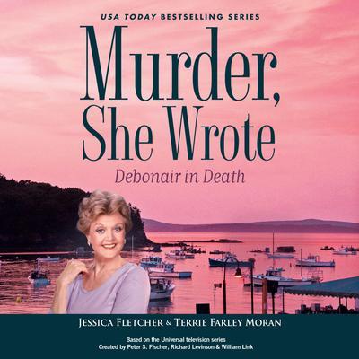 Murder, She Wrote: Debonair in Death Audiobook, by