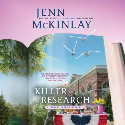 Killer Research Audiobook, by