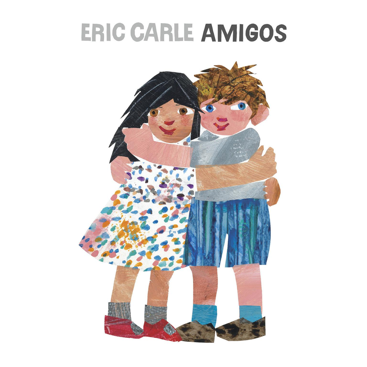 Amigos Audiobook, by Eric Carle