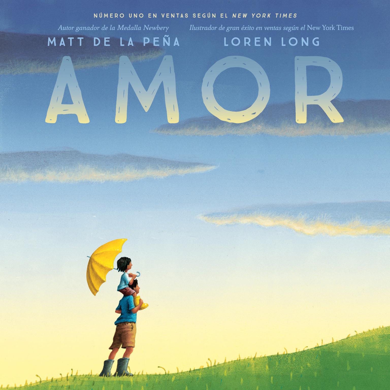 Amor Audiobook, by Matt de la Peña