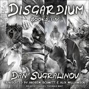 Disgardium Series Boxed Set