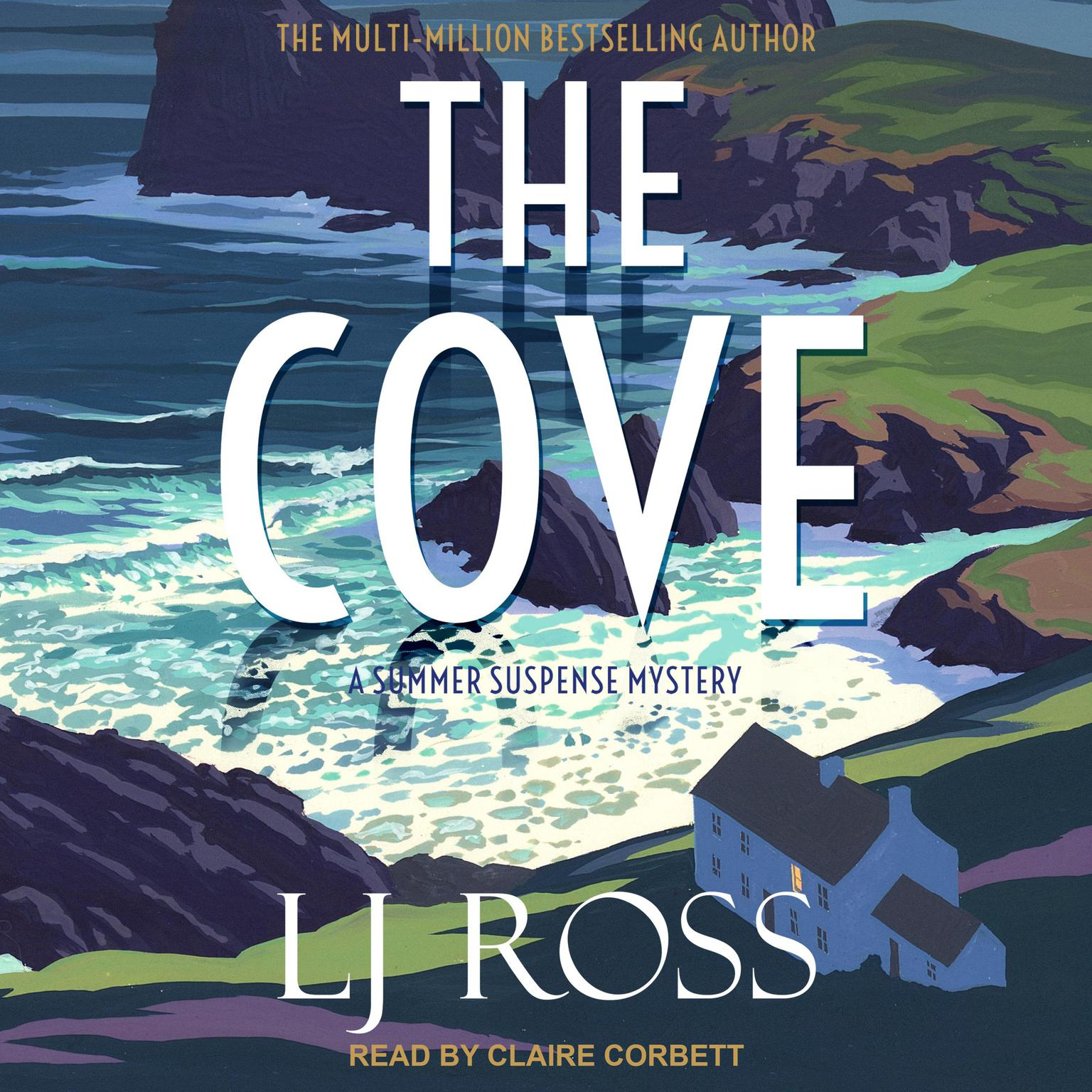 The Cove Audiobook, by LJ Ross