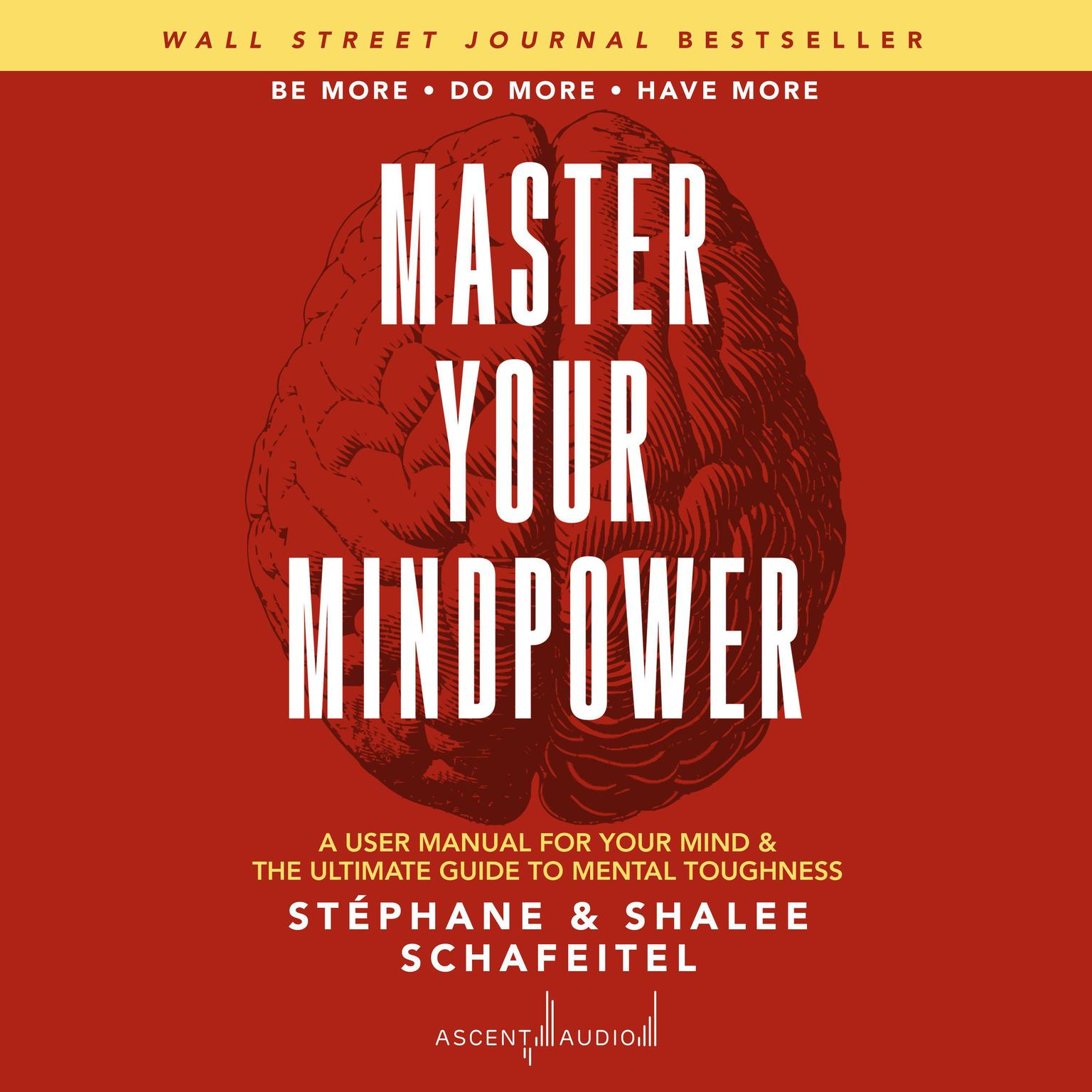 Master Your Mindpower: A User Manual For Your Mind & The Ultimate Guide To Mental Toughness Audiobook, by Stéphane Schafeitel