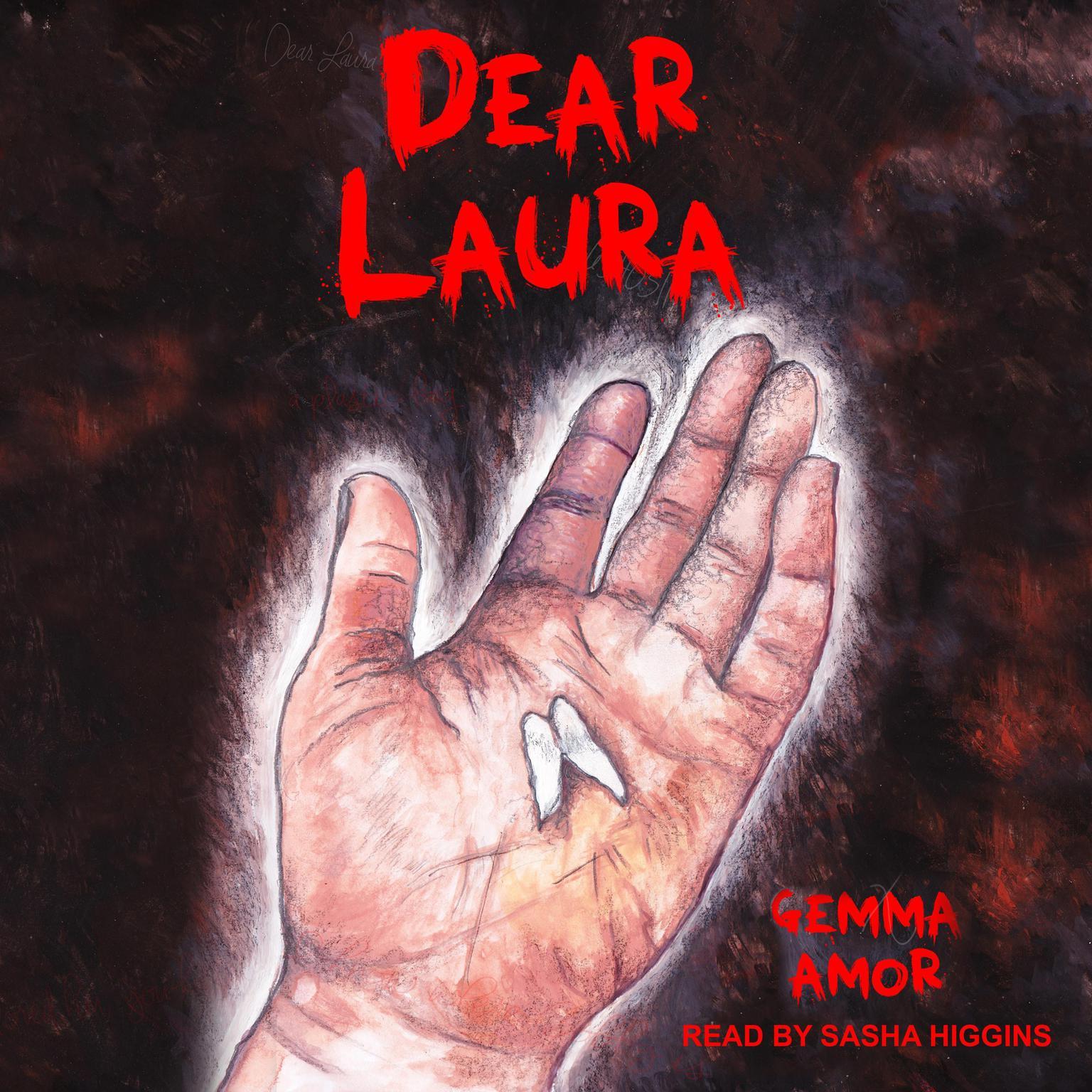 Dear Laura Audiobook, by Gemma Amor