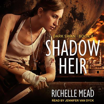 Shadow Heir Audiobook, by Richelle Mead