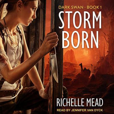 Stormborn Audiobook, by Richelle Mead