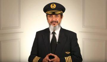 دورة فوبيا الطيران للكابتن عبدالله العليان